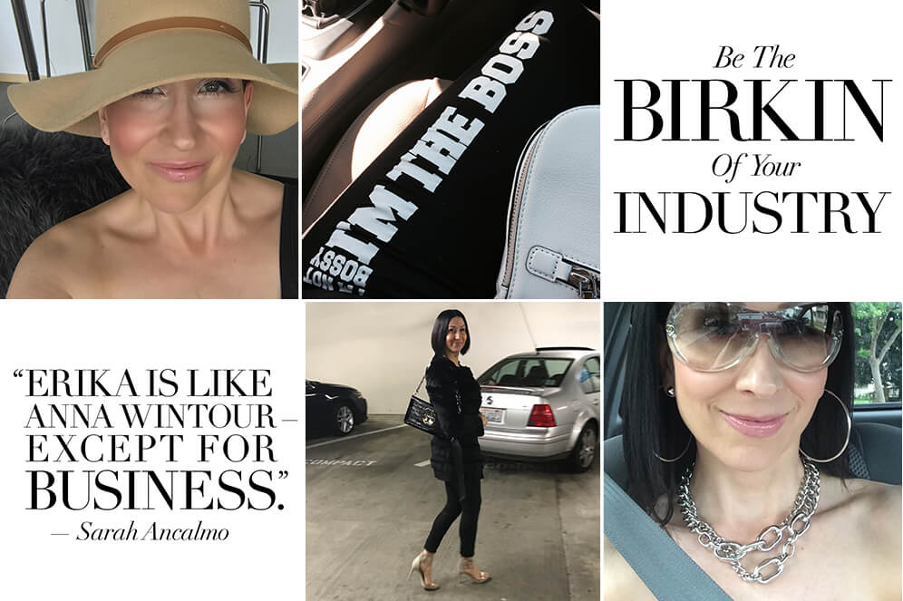 Erika Lyremark : Glamorous Business Guidance on Sales, Marketing & Money